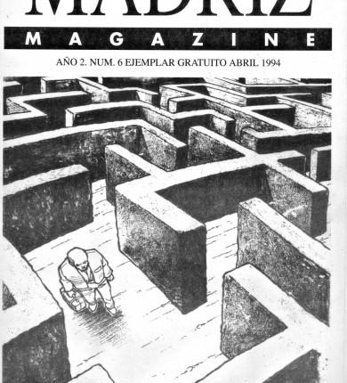 ReseñasPrensa-Madriz_Abril 1994_Portada