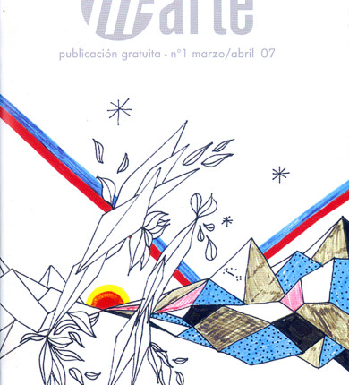 ReseñasPrensa-m-arte_num1-marzo-abril07_Portada